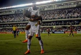 Portal 180 - Santos gana a Estudiantes y se despega