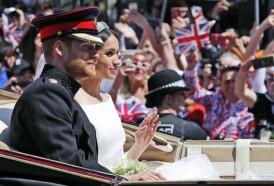 Portal 180 - Se celebró la boda real entre Enrique de Inglaterra y Meghan Markle