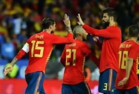 Portal 180 - Morata, principal ausencia en la lista de España para Rusia 2018