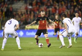 Portal 180 - Roberto Martínez, DT de Bélgica, deja a Nainggolan sin Mundial y éste dice adiós a la selección