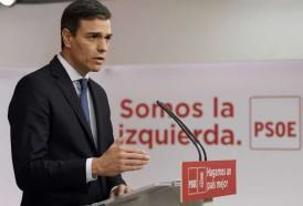 Portal 180 - Los socialistas españoles negocian para lograr la caída de Rajoy