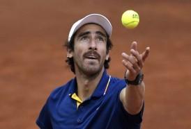 Portal 180 - Cuevas pasa a segunda ronda en Roland Garros