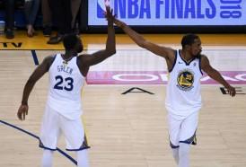 Portal 180 - Golden State se quedó con la primera final de la NBA