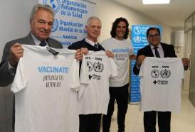 Portal 180 - Campaña de vacunación ya suministró 360.000 dosis