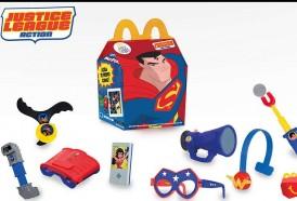 Portal 180 - Personajes de Justice League Action llegan a la Cajita Feliz de McDonald's