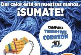 Portal 180 - Fundación Secom / Tejidos del Corazón 2018
