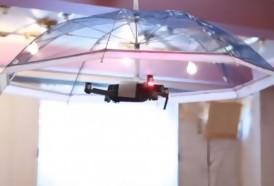 Portal 180 - Japón comenzará a comercializar un dron-sombrilla