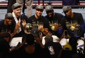 Portal 180 - Warriors barrieron a Cavaliers y son campeones de la NBA por tercera vez en cuatro años
