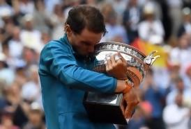 Portal 180 - Nadal consiguió su undécimo título de Roland Garros
