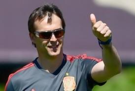 Portal 180 - Lopetegui asumirá como DT del Real Madrid luego del Mundial