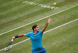 Portal 180 - Federer regresó con victoria en Stuttgart