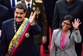 Portal 180 - Maduro renueva gabinete y designa como vice a Delcy Rodríguez
