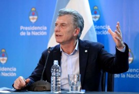 Portal 180 - Macri reemplaza a presidente de Banco Central tras nueva corrida cambiaria