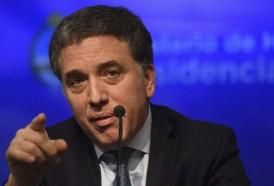 Portal 180 - Ministro promete que turbulencias cambiarias en Argentina disminuirán
