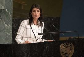 Portal 180 - EE.UU. se retiró del Consejo de Derechos Humanos la ONU