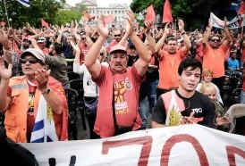 Portal 180 - Tras más de un año sin muertes en la construcción, falleció un trabajador