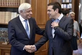 """Portal 180 - La Eurozona pone fin a la crisis en Grecia, que saluda """"acuerdo histórico"""""""