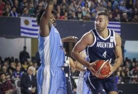 Portal 180 - Argentina aplastó a Uruguay en el Palacio Peñarol