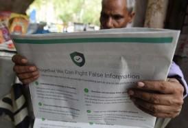 Portal 180 - Consejos de Whatsapp en India para evitar linchamientos por rumores falsos