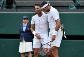 Portal 180 - Nadal venció a Del Potro y disputará la semifinal de Wimbledon con Djokovic