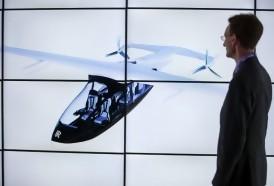 """Portal 180 - Rolls Royce presenta su """"taxi volador"""""""