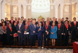 Portal 180 - El presidente de la Corte Suprema peruana cae por escándalo de audios