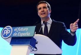 Portal 180 - El PP español eligió a Pablo Casado como sucesor de Rajoy
