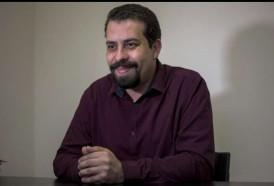 Portal 180 - El izquierdista Guilherme Boulos lanzó su candidatura a la presidencia de Brasil