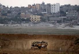 """Portal 180 - Israel reabrirá el martes un paso fronterizo con Gaza si """"prevalece la calma"""""""
