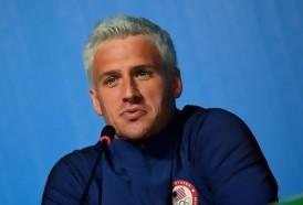 Portal 180 - Nadador estadounidense Ryan Lochte, suspendido 14 meses por violar ley antidopaje
