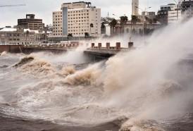 """Portal 180 - Inumet prevé """"vientos fuertes y persistentes"""" esta semana"""
