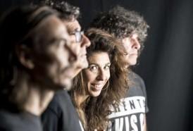 Portal 180 - Rossana escucha sus canciones y presenta su cuerpo eléctrico en el Auditorio