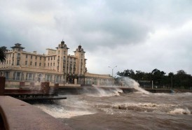 Portal 180 - Alerta roja en la madrugada en Montevideo y el este