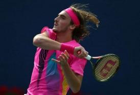 Portal 180 - El joven Tsitsipas dió la sorpresa y eliminó a Djokovic en Toronto