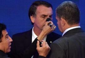 Portal 180 - En ausencia de Lula, primer debate presidencial muestra un Brasil dividido