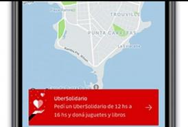Portal 180 - Uber y Fundación Corazoncitos en beneficio de los niños del Pereira Rossell en el Día del Niño