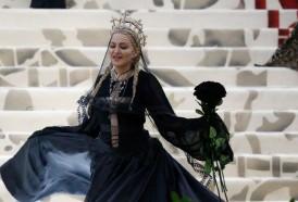 Portal 180 - Madonna, sexagenaria y todavía reina de la provocación