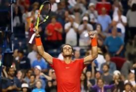 Portal 180 - Nadal venció a Tsitsipas y ganó el Masters 1000 de Toronto