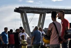 Portal 180 - Al menos 30 muertos en Génova, Italia por derrumbe de un puente