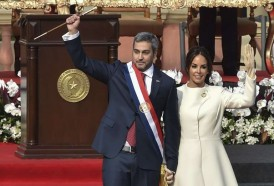 Portal 180 - Abdo Benítez asume en Paraguay con el desafío de acordar con la oposición