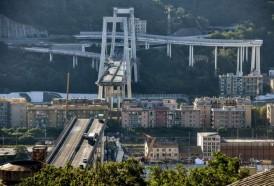 Portal 180 - Aumenta a 43 el balance de muertos por derrumbe del puente en Génova