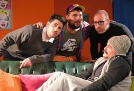 """Portal 180 - """"Penas de muerte"""" en La Gringa Teatro"""