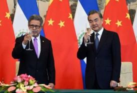 Portal 180 - El Salvador abre relaciones con China; una nueva derrota para Taiwán