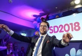 Portal 180 - Incertidumbre política en Suecia al día siguiente de las elecciones legislativas