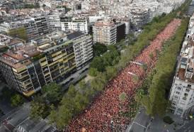 Portal 180 - Un millón de independentistas muestran su fuerza en Barcelona