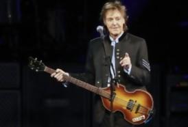 Portal 180 - Paul McCartney vuelve a la cima de ventas en EEUU tras casi 40 años