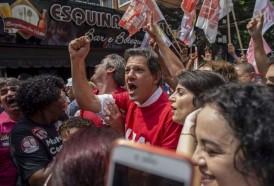 Portal 180 - Haddad sube 11 puntos y empata a Bolsonaro en eventual balotaje