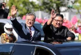 Portal 180 - Kim Jong Un dice que visitará Seúl y acordó cerrar una zona de ensayo de misiles