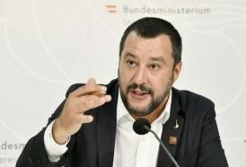 """Portal 180 - Salvini se refiere a los negros como esclavos y """"alarma"""" a África"""