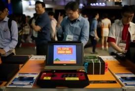 Portal 180 - Los videojuegos retro son las estrellas del Tokyo Game Show